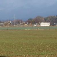 Raumwiderstandsanalyse für einen Windpark