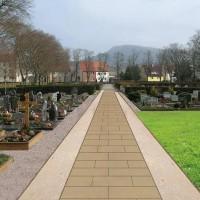 Friedhof der Gemeinde Uder