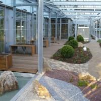 Palliativ- und Onkologiezentrum - Freianlagen