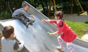 Kindertagesstätte St. Petri - Freianlage