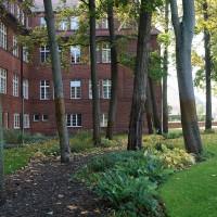 Paracelsus-Krankenhaus Rathenow - Gestaltung der Freianlagen