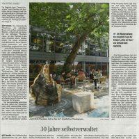 Studieren im Schatten der Flügelnuss - Göttinger Tageblatt, 17.08.2016