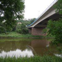 Landschaftspflegerische Begleitplanung, Weserbrücke B3