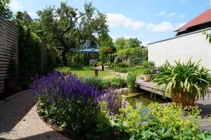 Hausgartengestaltung