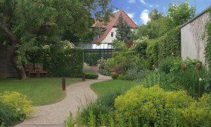 Hausgartengestaltung Thüringen