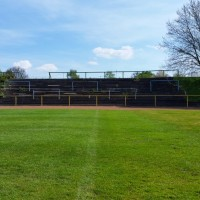 Sanierung der Laufbahn - Sportplatzsanierung Maschstadion - Bestand